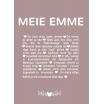 """""""Meie EMME"""" personaliseeritud pilt"""