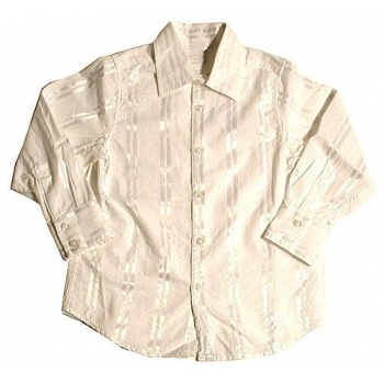 Pidulik valge triiksärk (suurus 2.a-8.a)