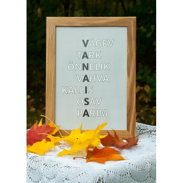 """Pilt """"Vanaisa"""""""