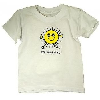 T-särk Issi väike päike