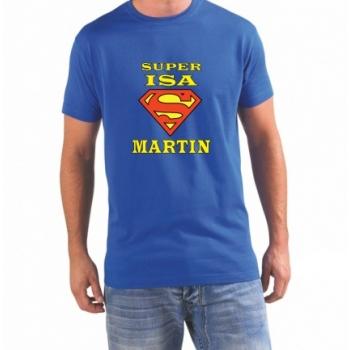 Soovitud nimega - Super Isa T-särk