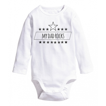 "Body ""My dad rocks"""