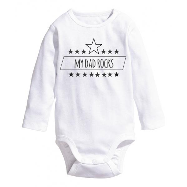 "Body ""My dad rocks"""