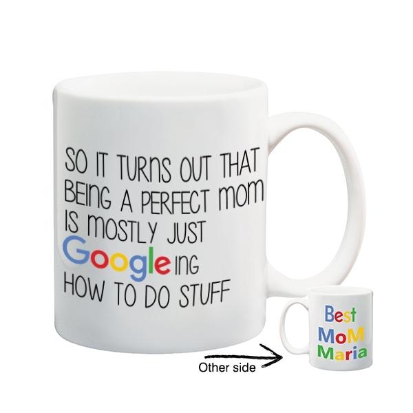 """Kruus """"Google Mom"""""""
